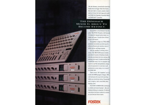 Fostex DCM100