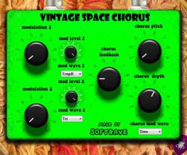 Softrave Vintage Space Chorus