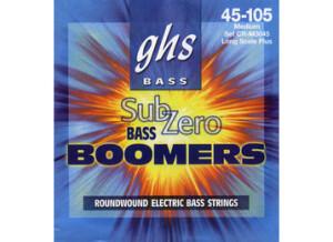 GHS Sub-Zero Bass Boomers