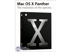 Apple MacOS 10.3 Panther