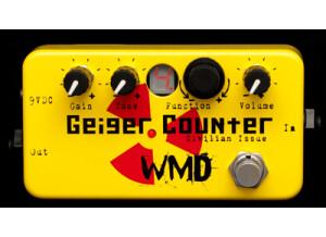 WMD Geiger Counter Civilian Issue Bass Mod