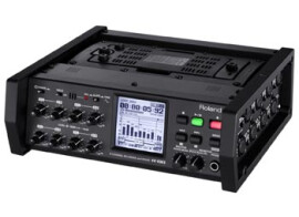 [PLASA] Roland R-88 Mixer/Recorder
