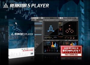 Native Instruments reaktor player 5