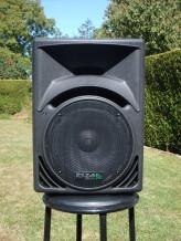 Ibiza Sound MK-12 AMP USB