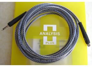 Analysis Plus Yellow Oval