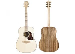 "WSL Guitars Limited Edition ""Emotion"" Zebra"