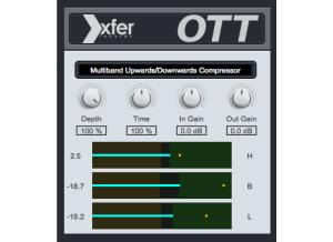 Xfer Records OTT