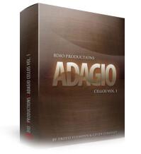 8dio Adagio Cellos Vol 1