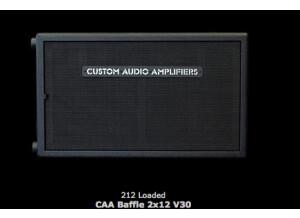 Custom Audio Electronics CAA 2x12