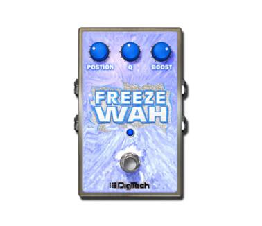 DigiTech Freeze Wah