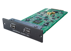 Universal Audio Thunderbolt Option Card for Apollo