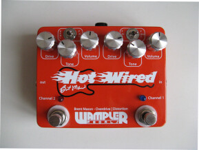 Wampler Pedals Hot Wired