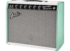 Fender '65 Princeton Reverb - Surf-Tone Green Limited Edition 2012