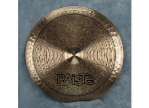 Paiste Signature Traditionals Medium Swish China 20''