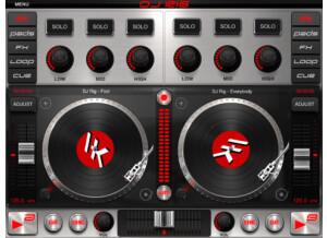 IK Multimedia DJ Rig for iPad