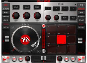 IK Multimedia DJ Rig Free for iPad