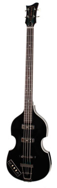 Höfner Limited Edition Black Violin