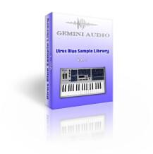 Gemini Audio Virus Blue Vol.1