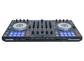 The DDJ-SX in a limited golden edition