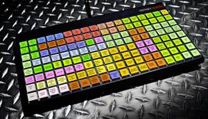 DNA Music Labs Hotkey Matrix