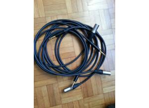 Sommer Cable Galileo 238+ jack-xlr (fiches Neutrik)