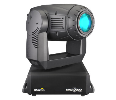 Martin MAC 2000 Profile