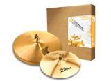 Nouveaux packs de cymbales Zildjian 3 Hat Pack