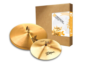 Zildjian 3 Hat Pack 15""