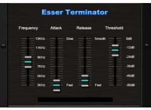 Sound Magic Esser Terminator