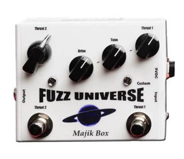 Majik Box Fuzz Universe Custom