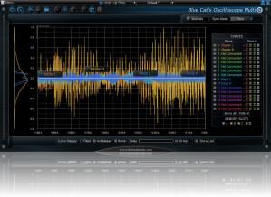 Blue Cat Audio Oscilloscope Multi 2