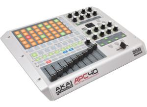 Akai Professional APC40-WH Limited Edition