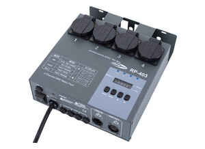 Showtec Relay Pack RP-405