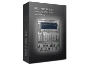 Pro Audio DSP Dynamic Spectrum Mapper v2