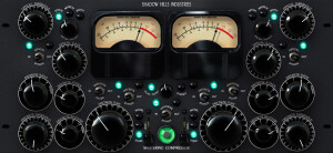 Universal Audio Shadow Hills Mastering Compressor