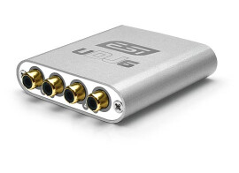 ESI UDJ6 USB Audio Interface