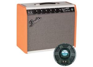 Fender '65 Princeton Reverb - Surf-Tone Tangerine Limited Edition 2012