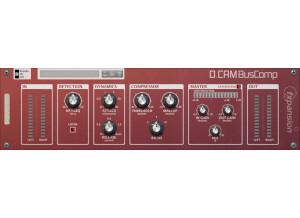 Fxpansion DCAM BusComp Rack Extension