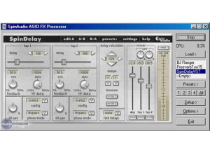 Spin Audio ASIO FX Processor