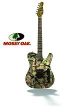 Indy Custom Guitars Mossy Oak MO-T1
