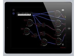 Subatomic Software Audulus for iPad
