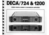 Vends Peavey DECA1200