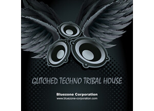 Bluezone Glitched Techno Tribal House