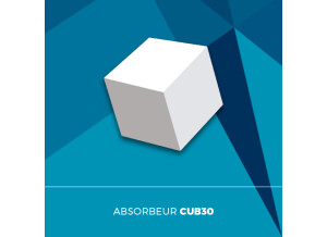 Colsound Absorbeur CUB30