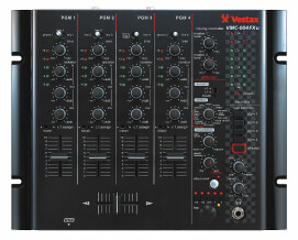 Vestax VMC-004FXu Black