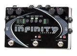 Vends looper Infinity de Pigtronix + Pigtronix undo/reverse