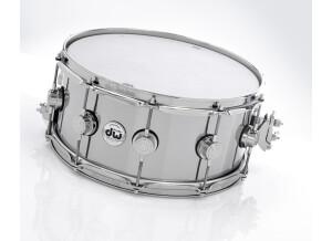 "DW Drums Aluminum Collector's 10x4.5"""