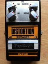 Guyatone PS-011 Distortion/Sustainer