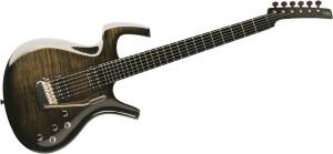 Parker Guitars Fly Mojo Flame
