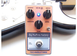 Techniguitare Big Muffins Factory
